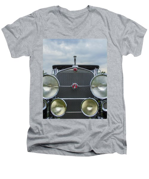 1930 Cadillac V-16 Men's V-Neck T-Shirt