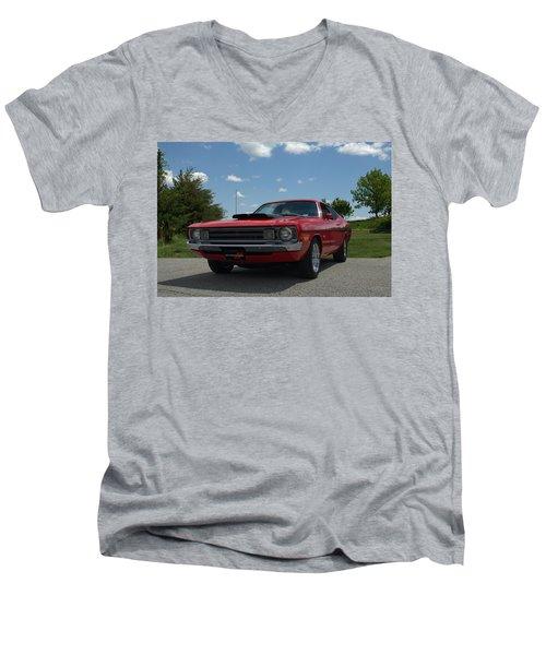 1972 Dodge Demon Men's V-Neck T-Shirt