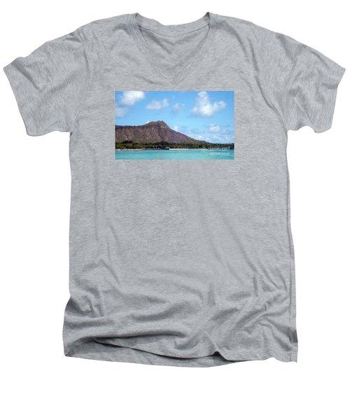 Diamond Head Men's V-Neck T-Shirt