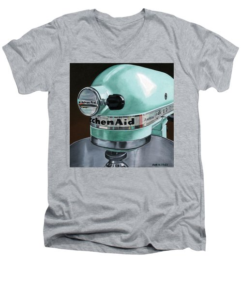 Kitchenaid Men's V-Neck T-Shirt