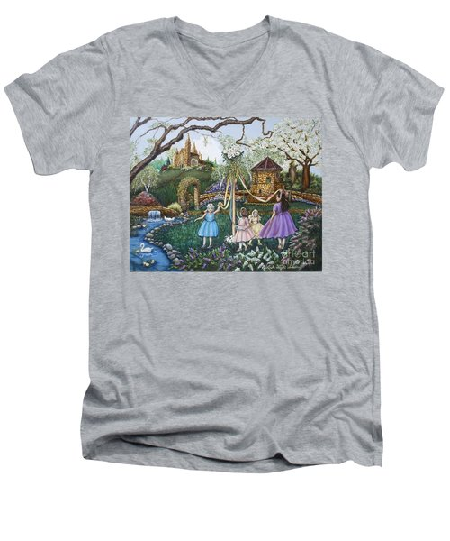 Mayday Serenade  Men's V-Neck T-Shirt