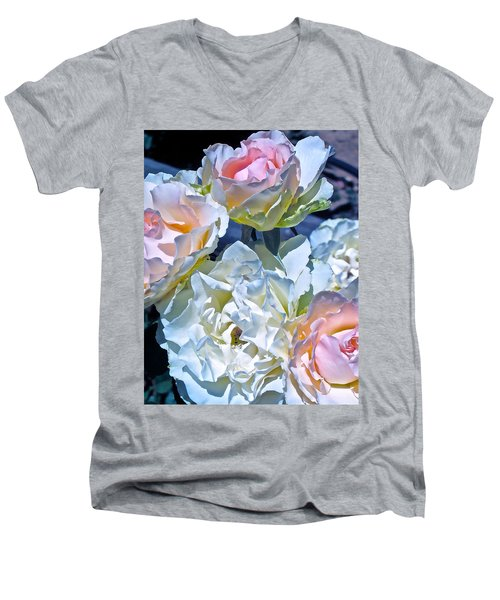 Rose 59 Men's V-Neck T-Shirt