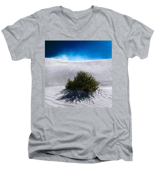 Sand Storm Men's V-Neck T-Shirt
