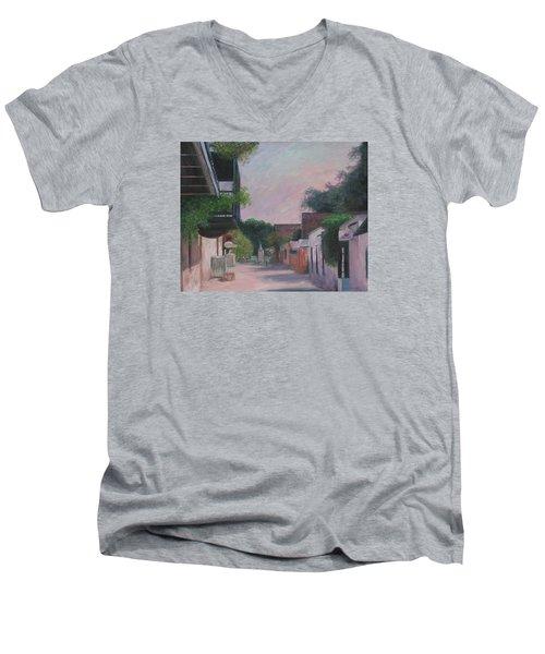 St. George Street Men's V-Neck T-Shirt