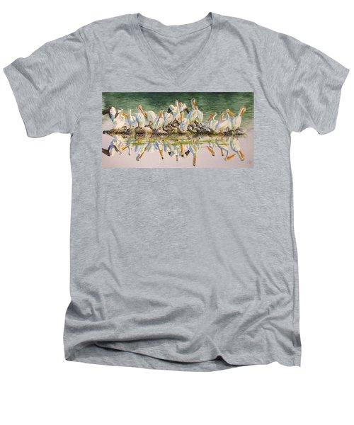 Standing Room Only Men's V-Neck T-Shirt