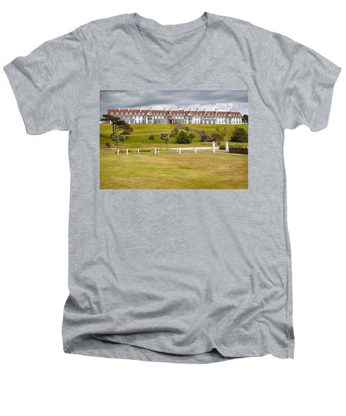 Turnberry Resort Men's V-Neck T-Shirt