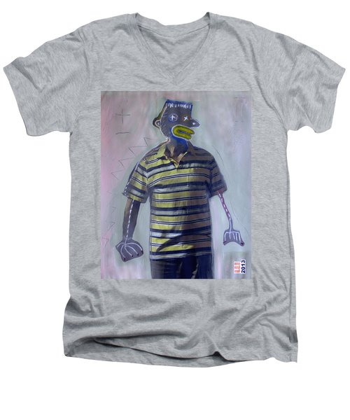 2265 Men's V-Neck T-Shirt
