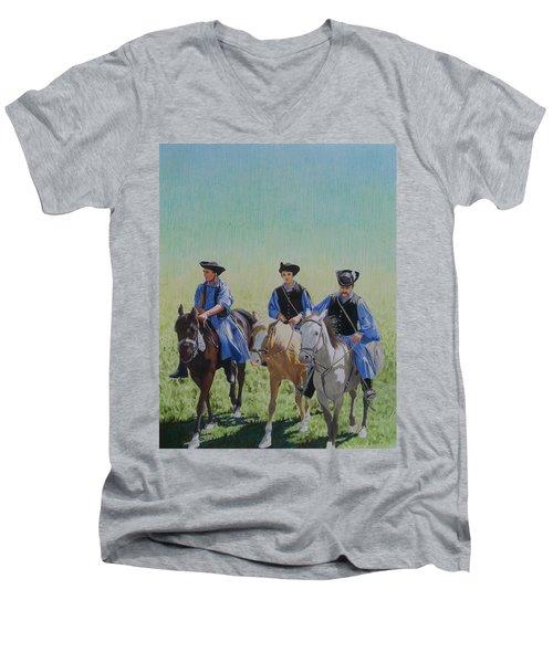 Puszta Cowboys Men's V-Neck T-Shirt