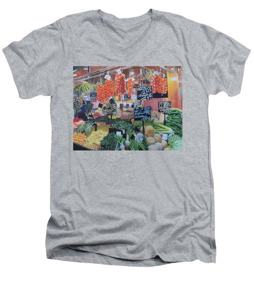 Cornucopia Men's V-Neck T-Shirt