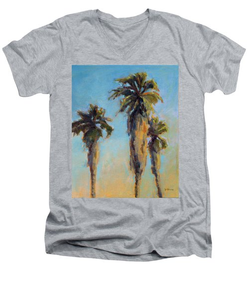 Pacific Breeze Men's V-Neck T-Shirt