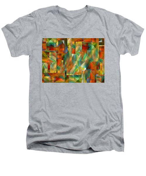 53 Doors Men's V-Neck T-Shirt