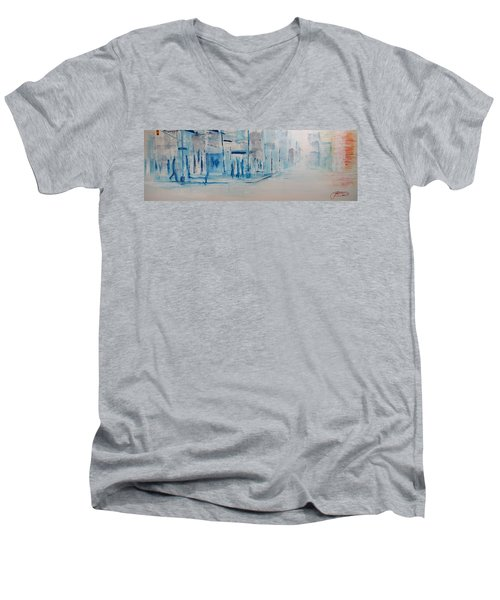 95 In The Shade Men's V-Neck T-Shirt