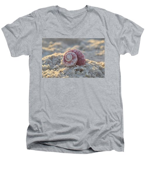 A Gentle Strength Men's V-Neck T-Shirt