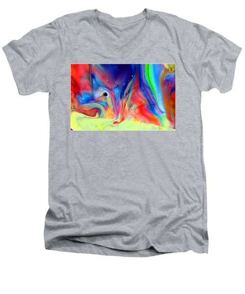A Higher Frequency Men's V-Neck T-Shirt
