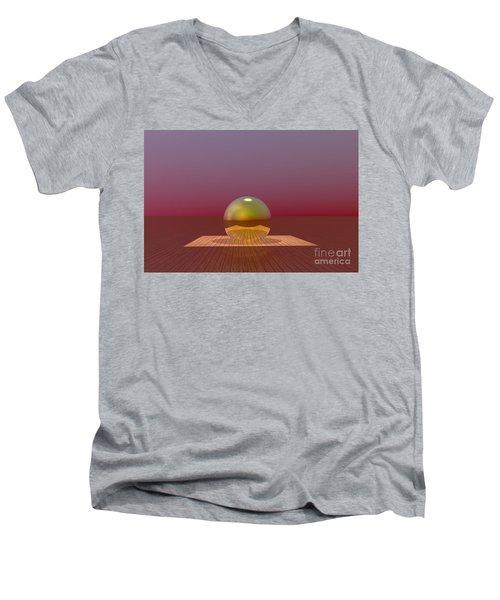 A Lozenge For The Soul Men's V-Neck T-Shirt