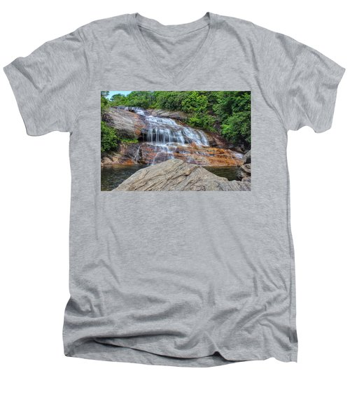 A Place To Cool Off Men's V-Neck T-Shirt