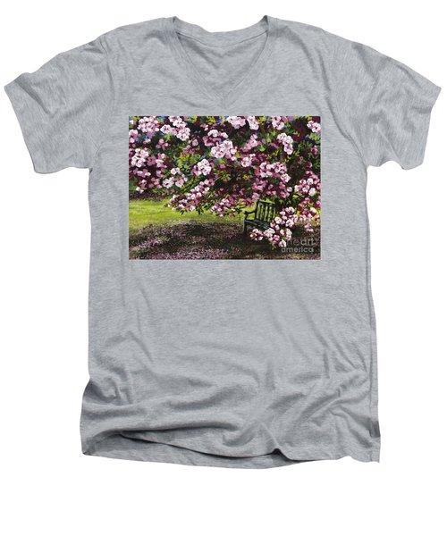 A Place To Dream Men's V-Neck T-Shirt