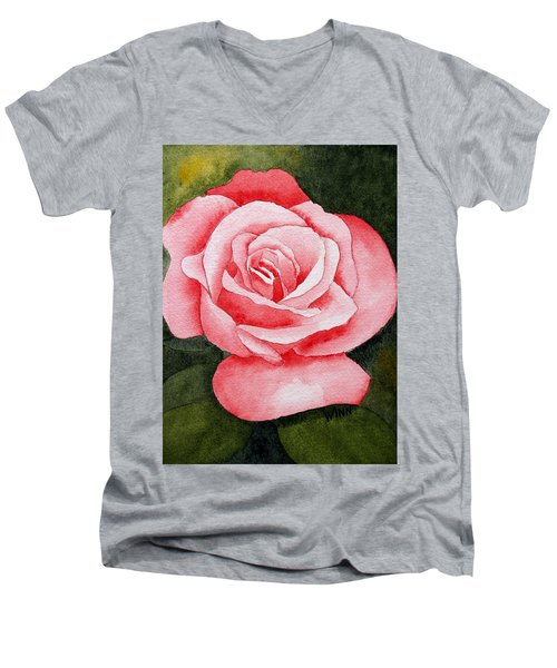 A Rose By Any Other Name Men's V-Neck T-Shirt