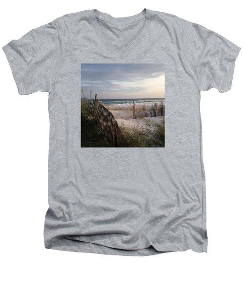 A Simple Life Men's V-Neck T-Shirt