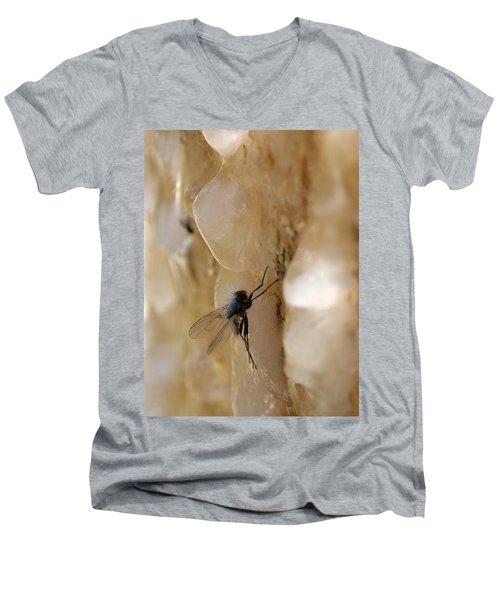 A Sticky Situation Men's V-Neck T-Shirt