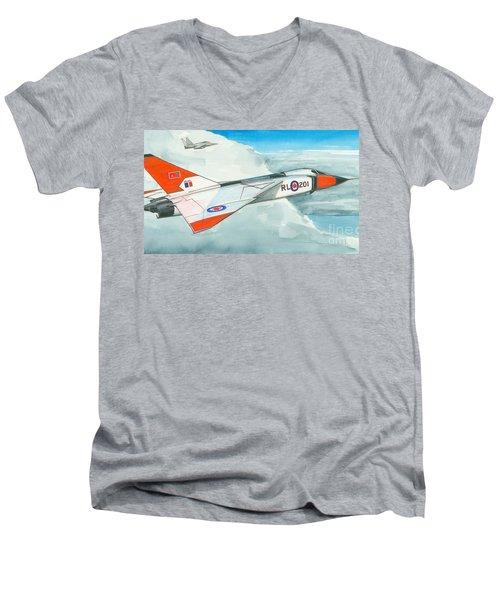 A Vision Lost Men's V-Neck T-Shirt