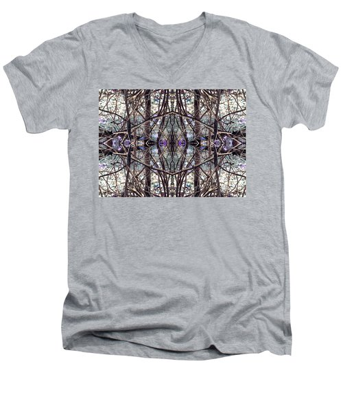 A Walk In The Woods Men's V-Neck T-Shirt