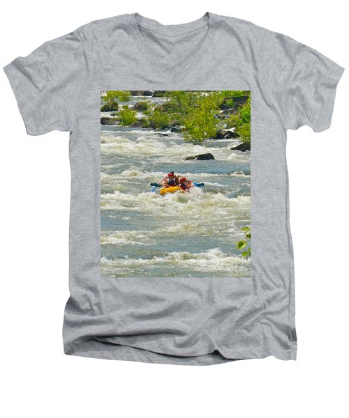 A Wild Ride Men's V-Neck T-Shirt