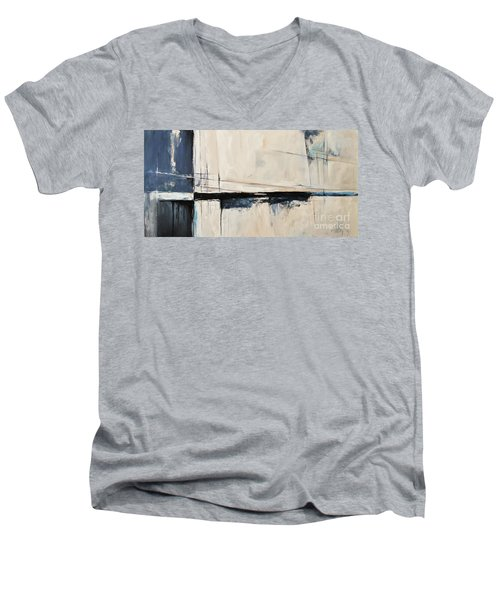 Ab07us Men's V-Neck T-Shirt
