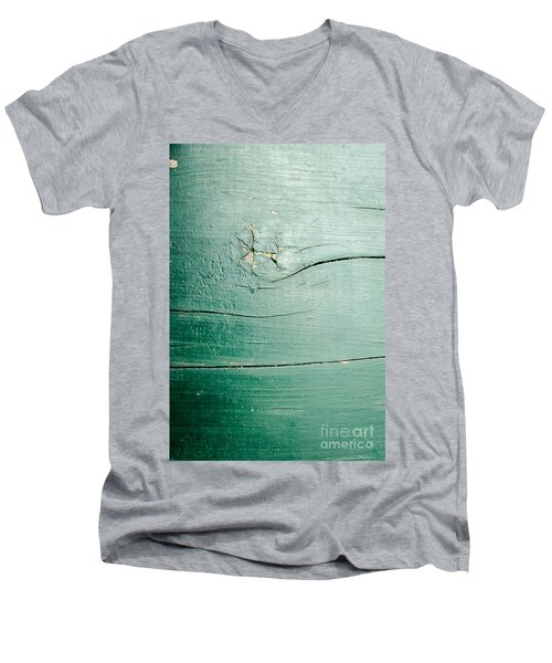 Abstract Photography Men's V-Neck T-Shirt