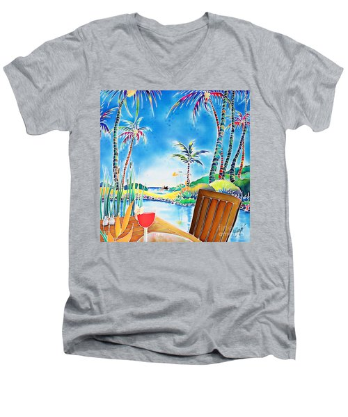 After The Squall Men's V-Neck T-Shirt