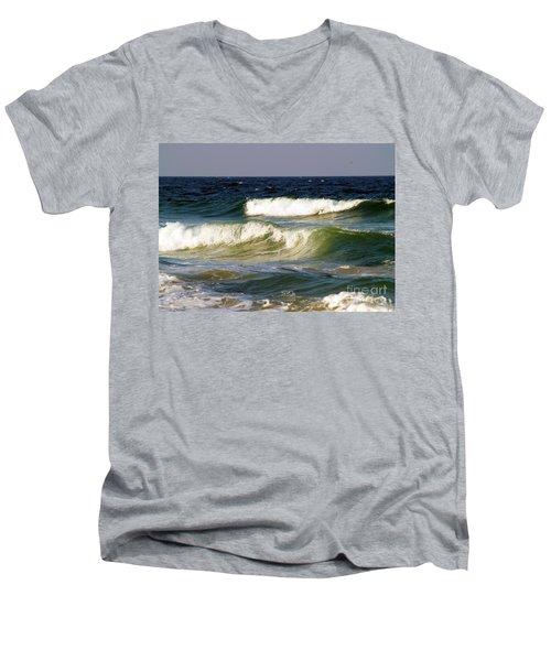 Aftermath Of A Storm Men's V-Neck T-Shirt