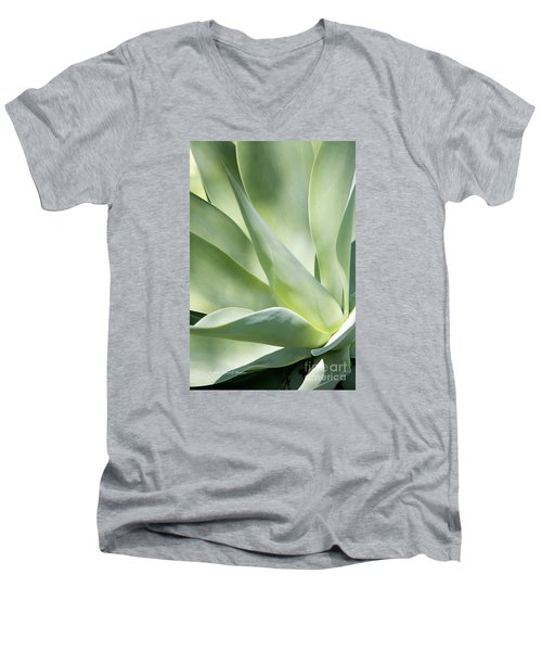 Agave Plant 2 Men's V-Neck T-Shirt