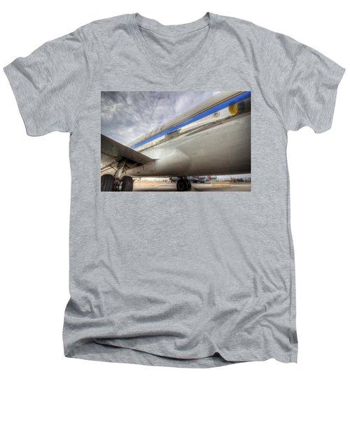 Air Force 2 Men's V-Neck T-Shirt