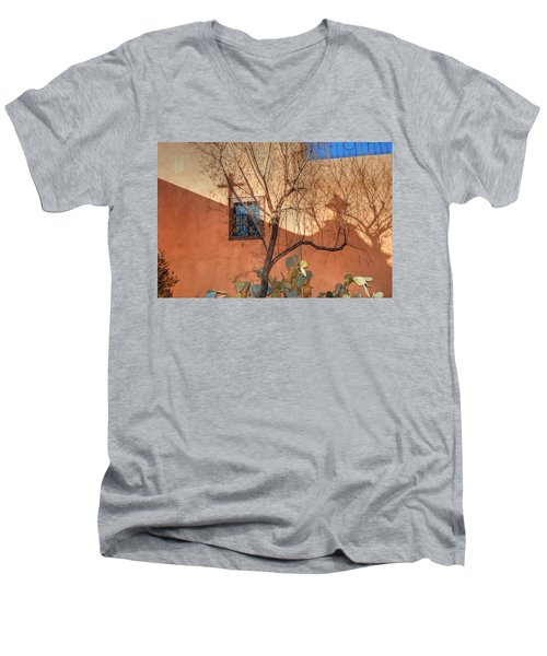 Albuquerque Mission Men's V-Neck T-Shirt