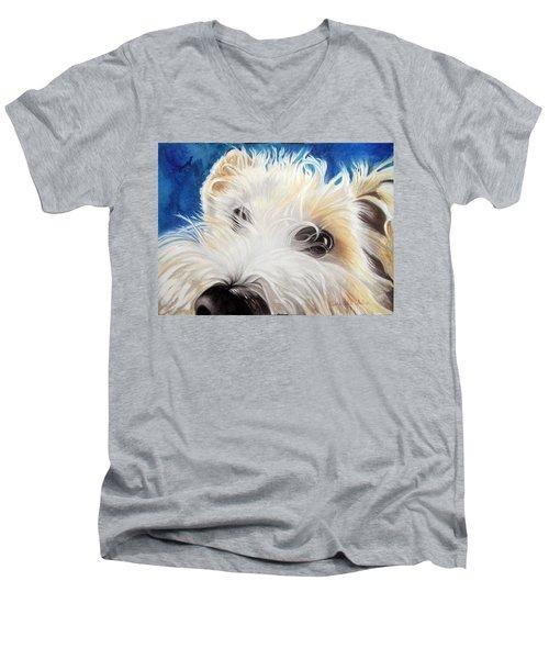 Albus Men's V-Neck T-Shirt
