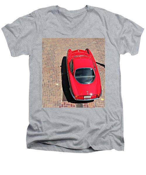 Alfa Romeo Giulietta Sprint Speciale Men's V-Neck T-Shirt
