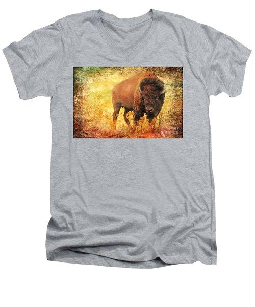 All But Forgotten  Men's V-Neck T-Shirt