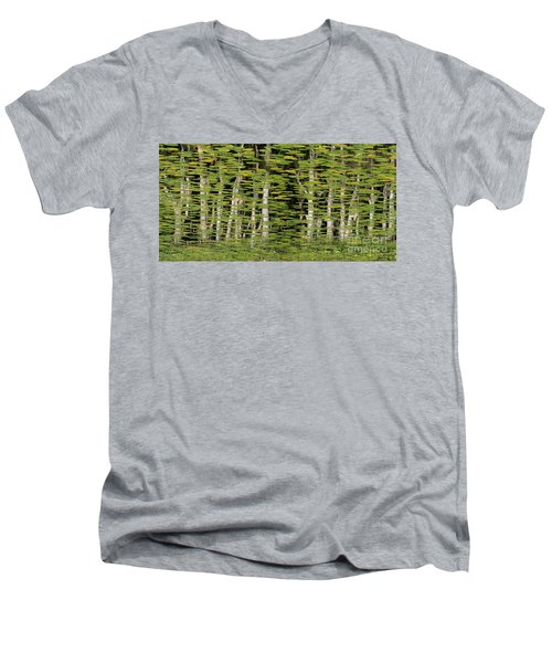 Inverted Reality Men's V-Neck T-Shirt