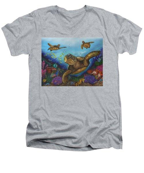 Alternate Universe Men's V-Neck T-Shirt