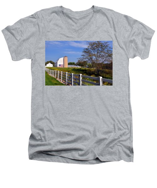 Missouri Americana Men's V-Neck T-Shirt