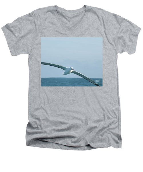 Arbornos In Flight Men's V-Neck T-Shirt by Loriannah Hespe