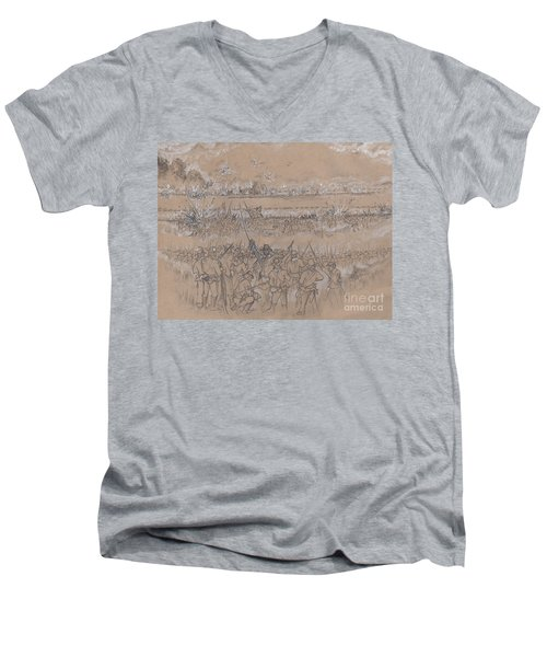 Armistead's Encouragement Men's V-Neck T-Shirt