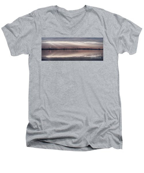 As Above So Below Men's V-Neck T-Shirt