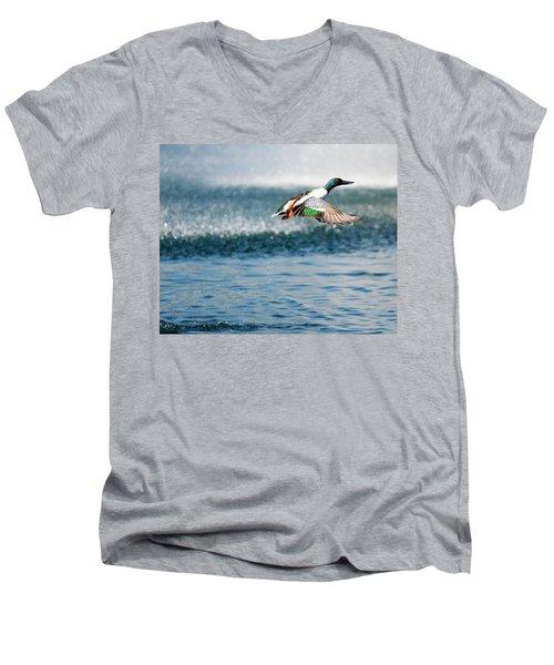 Ascent Men's V-Neck T-Shirt