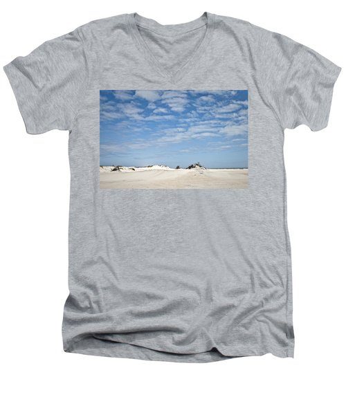 Assateague National Park Dunes Men's V-Neck T-Shirt
