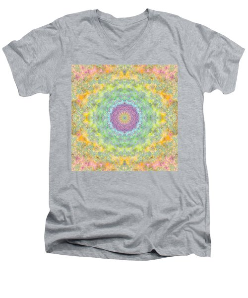 Astral Field Men's V-Neck T-Shirt