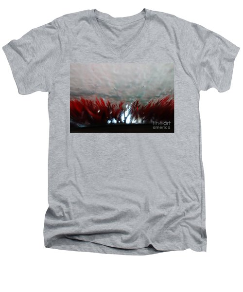 At The Car Wash 4 Men's V-Neck T-Shirt