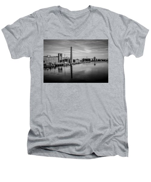 Augusta Canal Men's V-Neck T-Shirt