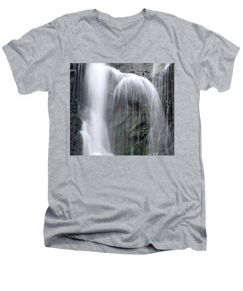 Australian Waterfall 3 Men's V-Neck T-Shirt
