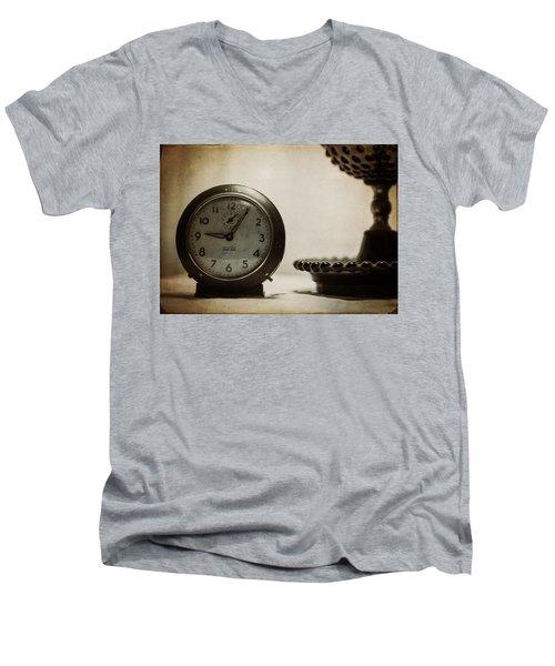 Baby Ben Men's V-Neck T-Shirt